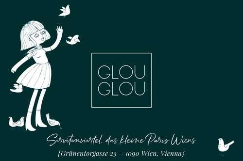 GLOU GLOU - einzigartiges Penthouse im Servitenviertel!