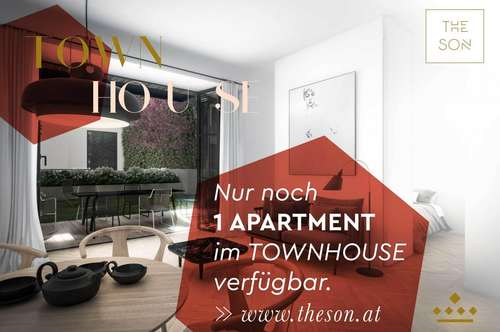 THE SON – Londonstyle-TOWNHOUSE Apartment!