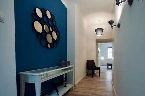Möblierte Wohnung in Praternähe