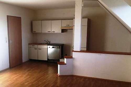 Hörmsdorf: Helle 1 Zimmer Wohnung mit geräumiger Wohnküche