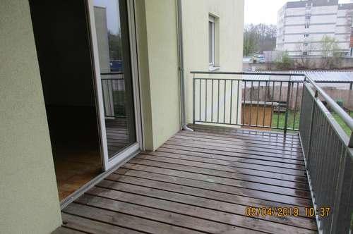 Neuwertige, helle Mietwohnung mit Balkon in zentrumsnaher Lage