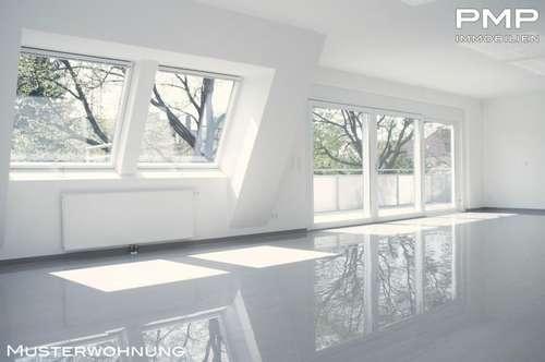 Exklusive Dachterrassenwohnung mit 4-Zimmern