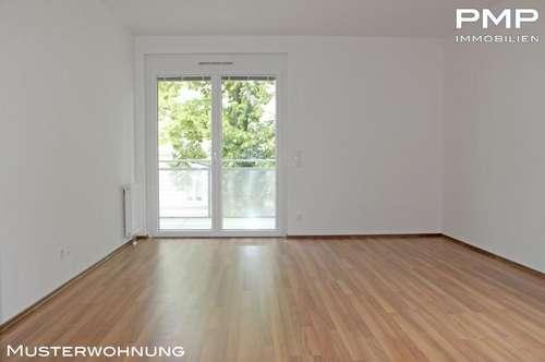 Zentrale 2-Zimmer Wohnung mit Loggia