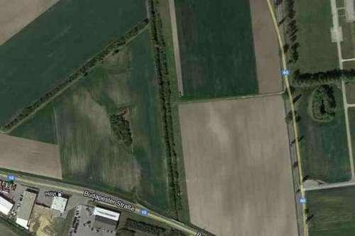 Industriegrundstück in verkehrsgünstiger Lage in Enzersdorf an der Fischa