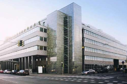 Modernes Bürohaus in Erdberg