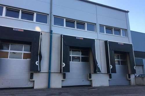 Gewerbepark Simmering - Lager-/Ausstellungsflächen zur Miete!