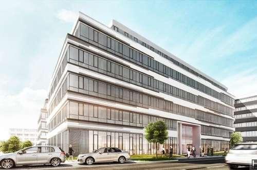 EURO PLAZA - Gebäude K, Bauphase 6