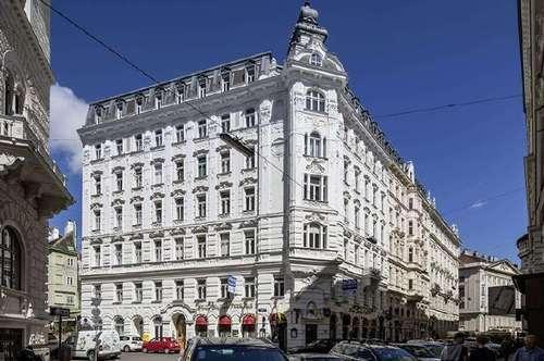 Imageträchtiger Prachtbau - Büroflächen im Herzen Wiens