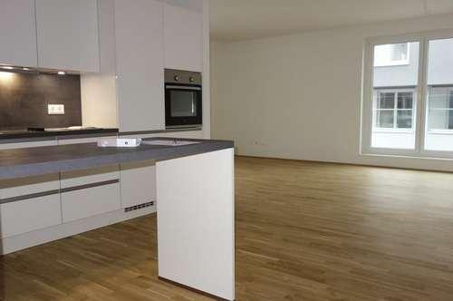 NEUBAU ERSTBEZUG - Wunderschöne 3 Zimmerwohnung mit Loggia und TG-Platz