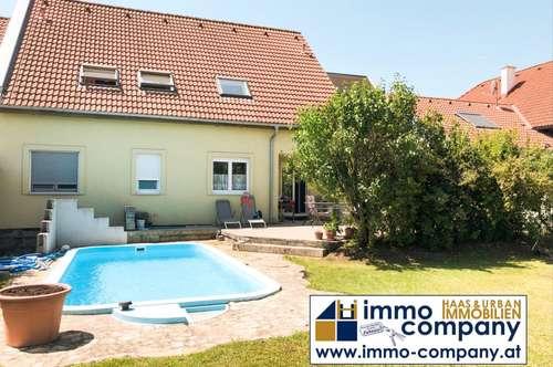 Ruhig gelegenes Einfamilienhaus in Parndorf