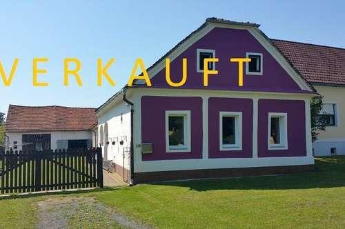 Ursprünglicher Arkadenhof im Bezirk Jennersdorf für Liebhaber - 49.000,-- €