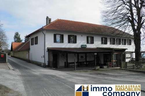Ehemaliges Hotel Restaurant - Hochneukirchen