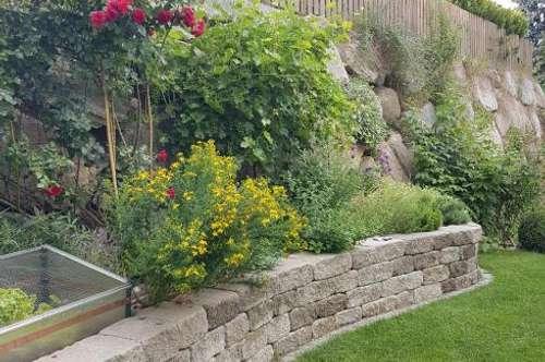 Imst-Stadtwohnung: In sonniger, ruhiger Wohngegend 3 Zimmer Eigentumswohnung mit 24 m2 überdachter Terrasse sowie Garten zu verkaufen.