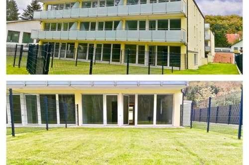 !!Provisionsfreie 2-Zimmer Gartenwohnung in absoluter Ruhelage in Gablitz!!