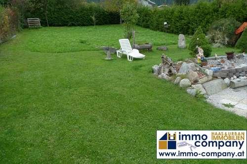 Am Beginn des Ötztals befindet sich dieses Einfamilienhaus mit anschließendem großen Garten.