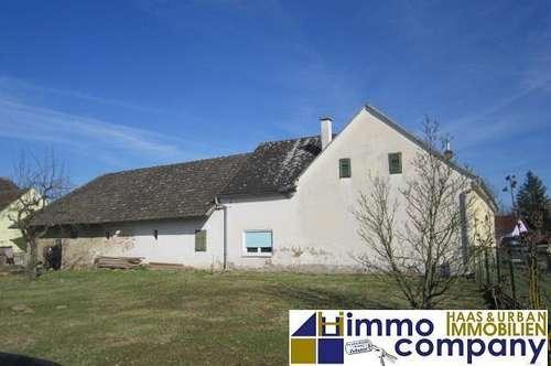 Interessantes Bauernhaus bei Mogersdorf - 75.000,-- €
