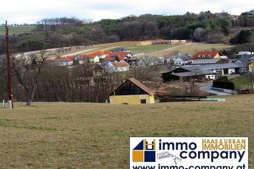 4136 qm Grundstück - Kleine Bauernhütte - Renovierungsbedürftig - Bezirk Oberpullendorf