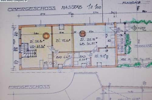 Interessantes Anlageobjekt ( Zinshaus ) im Zentrum von Eisenstadt mit vielen Möglichkeiten
