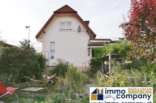 **Neuer Preis** Gemütliches Haus mit Biotop - in zentraler Lage!