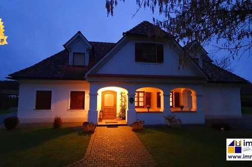 Großzügiges Einfamilienhaus - 187m² Wfl., 3794m² Gfl., 620.000 Euro! Beste Lage – in unmittelbarer Umgebung von Fürstenfeld! Grundzukauf optional möglich!
