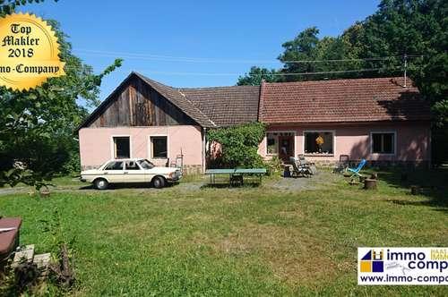 Wunderschönes Bauernhaus, ca. 140m² Nfl., ca. 4024m² Grund – Ruhig und Grün gelegen!