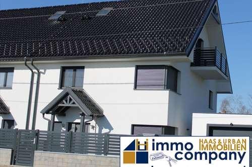 TOP! Doppelhaushälfte Neubau 2020 in Essling 22 Bezirk *Erstbezug*