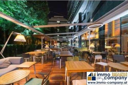 Top adaptiertes Lokal in sehr guter (1-A) Innenstadtlage mit großem Schanigarten