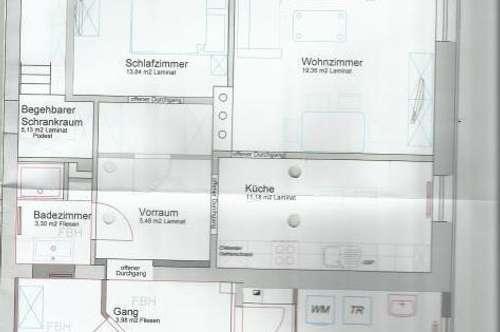 Sanierte Wohnung - Bad Vöslau