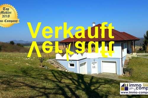 Top Bungalow mit Fernblick – Wohnnutzfläche ca. 249m² - Grund mit ca. 2019m²