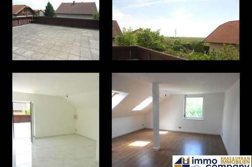 56 m² Terrasse | 4 Zimmer | Garten | Saniert |