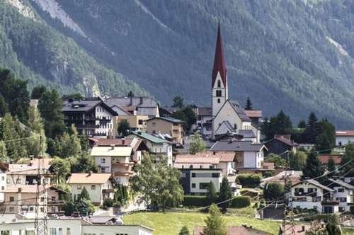 Pettneu am Arlberg: Voll erschlossener Bauplatz, 727 m² Gfl, in sehr guter Lage zu verkaufen