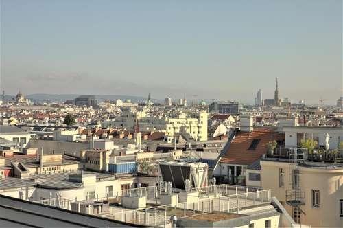 Stopp !!! Ruhige luxuriöse Dachgeschoss-Maisonette vom AMSM Bau!!!