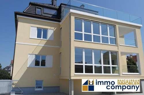 Luxuriöses und barrierefrei ausgeführtes Mehrfamilienhaus