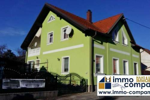 * Poysdorf im Weinviertel * 7 Zimmer, top gepflegt, bezugsfertig - 2 separate Wohneinheiten