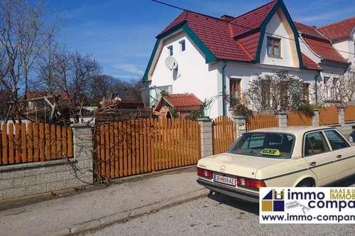 Villa Kunterbunt . . . vielleicht? Schönes Einfamilienhaus für junge Familie – Mama, Papa und 2 Kid`s absolut ideal . . . Wohnfläche ca. 125m², überschaubares Grundstück knapp 400m²