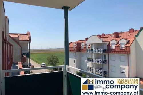 Preisreduziert !! Gänserndorf Stadt - schöne 3-Zimmer-Wohnung mit sonnigen Balkon!