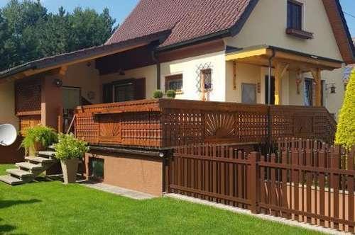 Voll möbliertes Einfamilienhaus in Ternitz