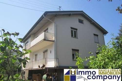 Großes Haus mit 2 Wohneinheiten in Jennersdorf – 210.000,-- €