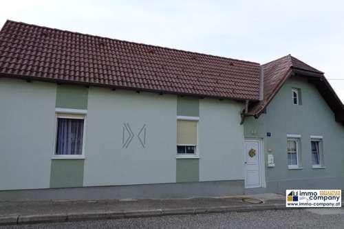 gepflegtes, ebenerdiges Einfamilienhaus in ruhiger Lage in Unterpullendorf