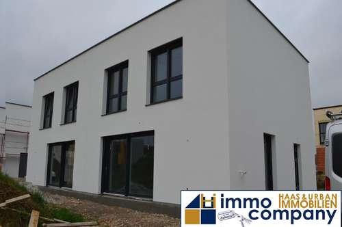 neubau Doppelhaushälfte - 130m² Wohnfläche - neue Siedlung