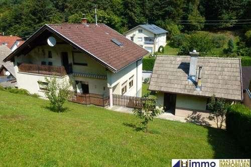 Einfamilienhaus in Glashütten bei Langeck im Burgenland
