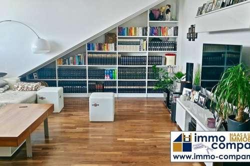 !!Luxuriöse Terrassen-Wohnung direkt an der inneren Mariahilfer Straße!!