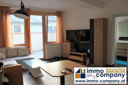 Ein neues zu Hause zufällig? Hier wartet auf Sie eine hochwertige Wohnung in Wienersdorf.