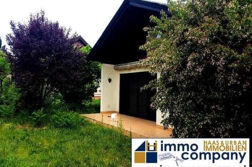 KLEIN ABER MEIN - Gemütliches Einfamilienhaus in Matzendorf mit schönen Garten, Terrasse und Carport