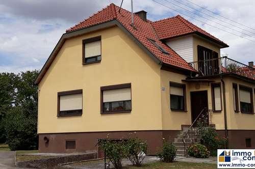 Bezugsfertiges Einfamilienhaus mit Garten in Thermennähe