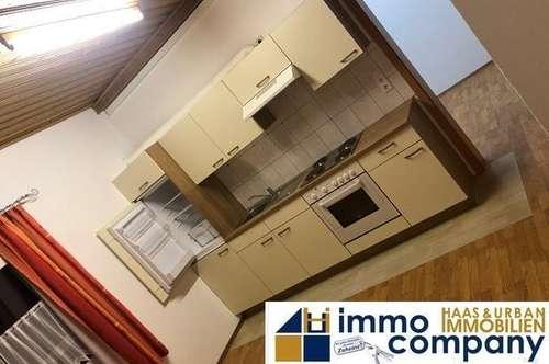 Krumbach: sofortbeziehbare, sonnige kleine helle 2 Zimmer Wohnung mit 42m² in ruhige Lage.