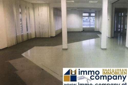 Hard: attraktive Gewerbefläche - Geschäfts-, Büro oder Ausstellungsfläche ca. 200m² im EG und ca. 55m² im UG - Sofortbezug.