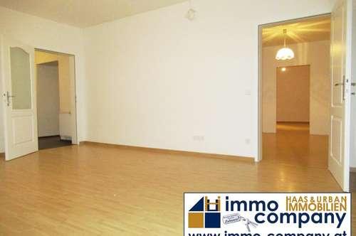 Ideal für Jung und/oder Alt - leicht zugängliche Erdgeschoss-Wohnung in Rohrbach bei Mattersburg!