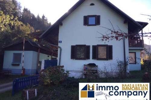 Mehrfamilienhaus sucht Handwerker - Bezirk Bruck-Mürzzuschlag!