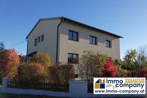 Top - Einfamilienhaus/Zweifamilienhaus mit prächtigem Garten + Pool - Toplage - Linz-Land!!